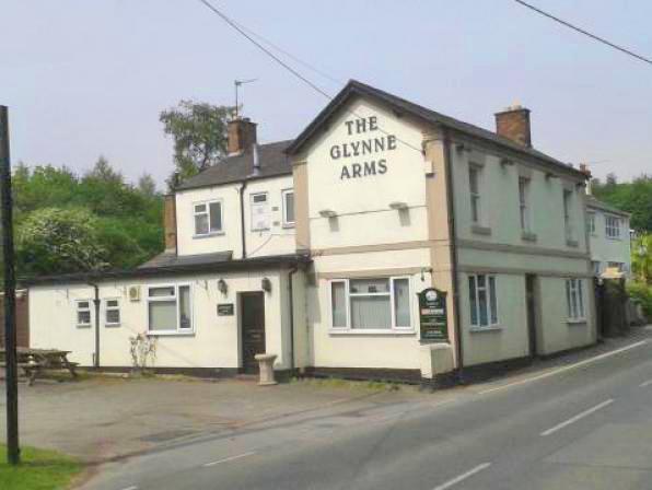 Original Glynne Arms Pub
